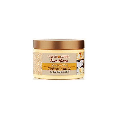 Creme of Nature Pure Honey Moisture Whip Twisting Creme