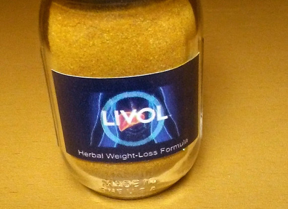 Herbal Weight-loss Formula