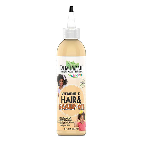 Taliah Waajid Children Vitamin E Hair & Scalp Oil