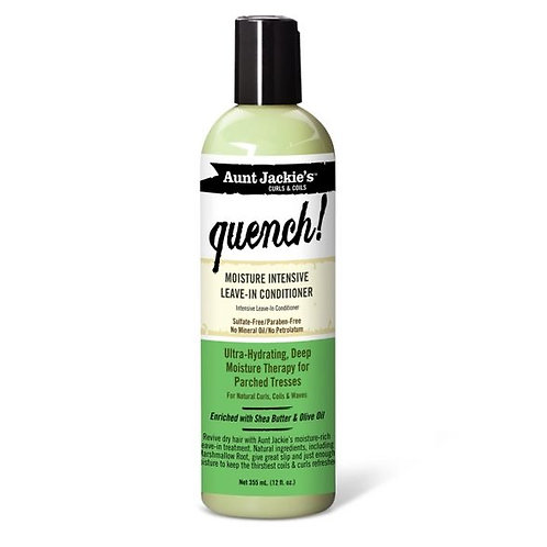 Aunt Jackie's Quench! Moisture Leave-In Coditioner
