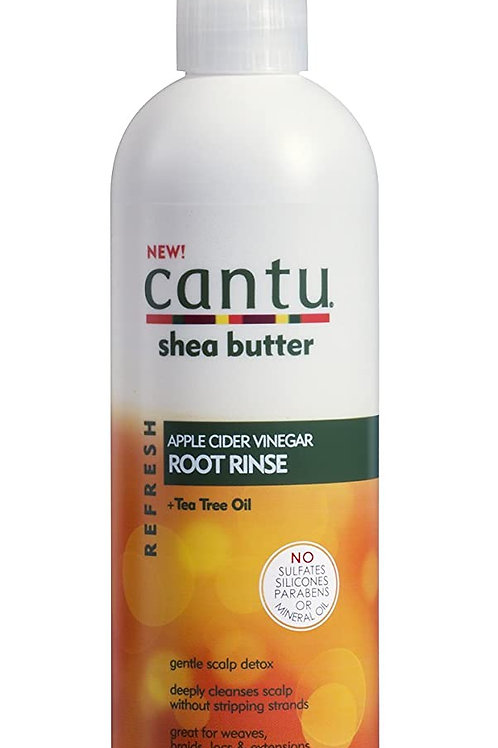 Cantu Shea Butter Apple Cider Vinegar Root Rinse