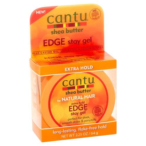 Cantu Shea Butter Edge Control Extra Hold