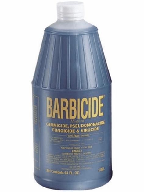 Barbicide Germicide Pseudomonacide Fung