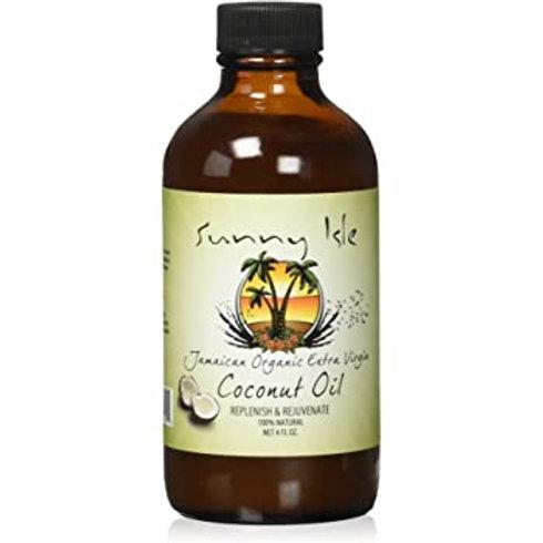 Sunny Isle Jamaican Organic Coconut Oil