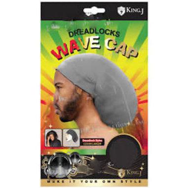 KingJ Dreadlocks Wave Cap