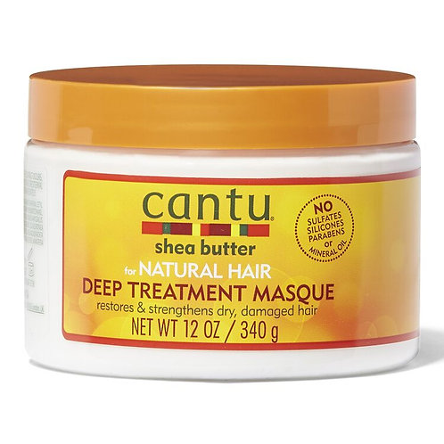 Cantu Shea Butter Deep Treatment Masque