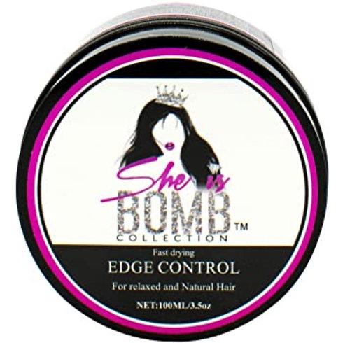 She is Bomb Edge Control