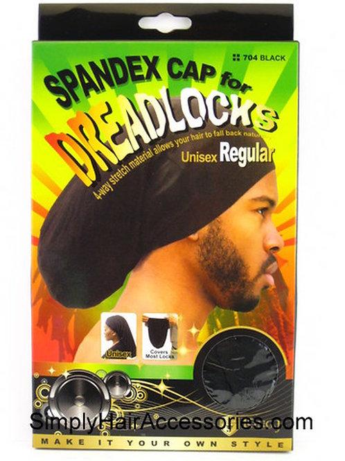 King J Spandex Cap for Dreadlocks