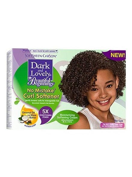 Dark and Lovely Beautiful Beginnings Curl Softener