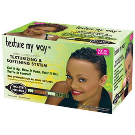 Texture My Way Texturizing & Softening System