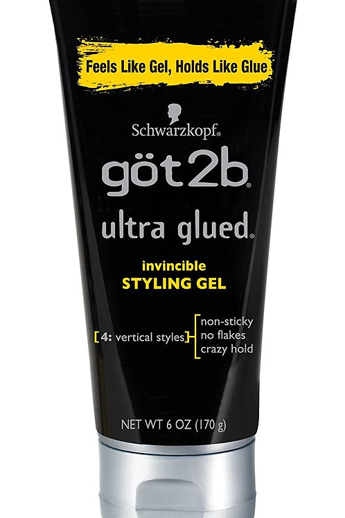 Got2B Glue Styling Invincible Styling Gel