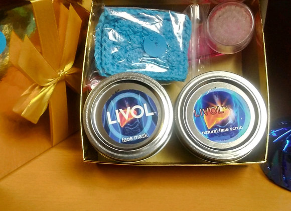 Livol Face Refresher Package