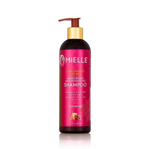 Mielle Pomegranate & Honey Moisturizing and Detangling Shampoo