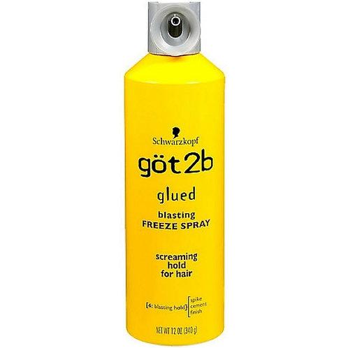 Got2B Glue Freeze Spray