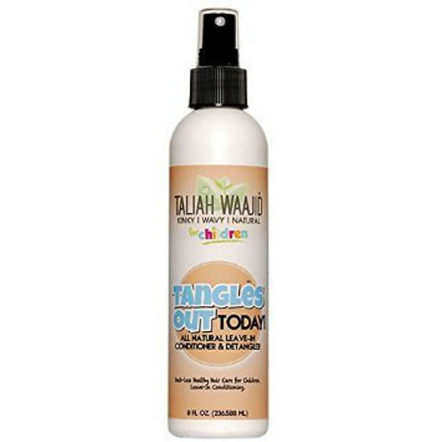 Taliah Waajid Children Tangles Out Leave-In Conditioner &Detangler