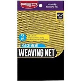 Red by Kiss Stretch Mesh Weaving Net (2 nets)
