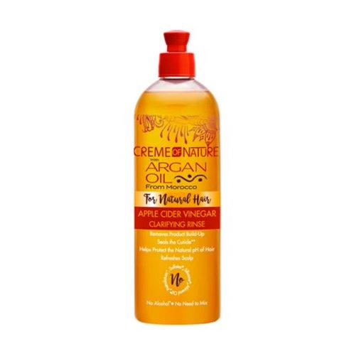 Creme Of Nature Argan Oil/Morocco Apple Cider Vinegar Clarifying Rinse
