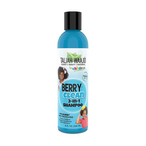 Taliah Waajid Children Berry Clean 3-in-1 Shampoo