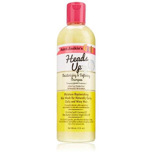 Aunt Jackie's Girls Moisturizing  &Softening Shampoo