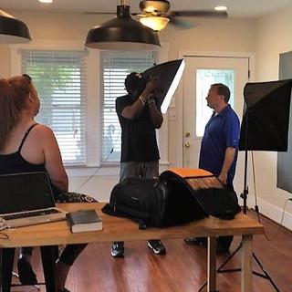 2018-04-30, headshot photo shoot, with S