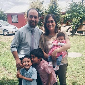 Dionisio Valenzuela y Andrea Rodríguez