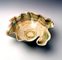 Cox, Debi Portal Platter with Movement A