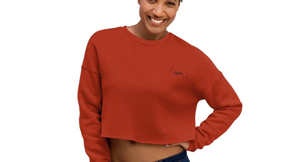 KA'AN Crop Sweatshirt