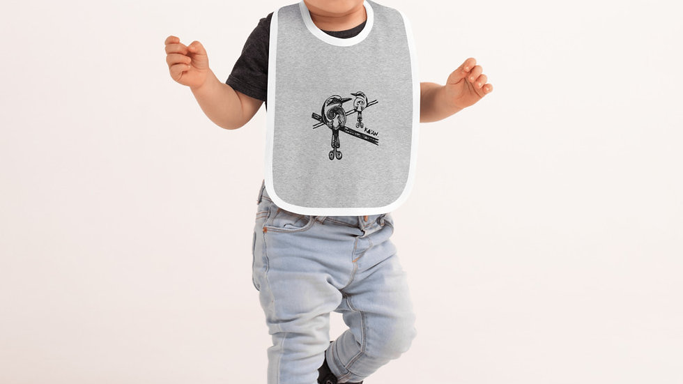 Guardabarranco Baby Bib