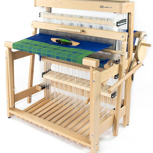 Louët Spring II Floor Loom 110cm - 8 or 12 shaft options