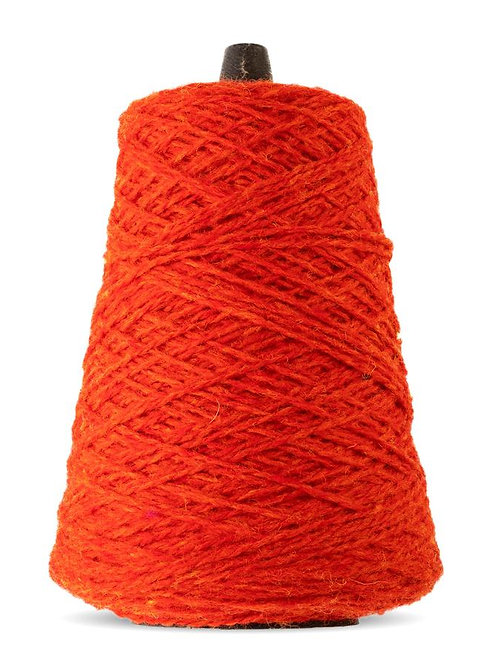 Harrisville Highland Wool Yarn Cones - Poppy