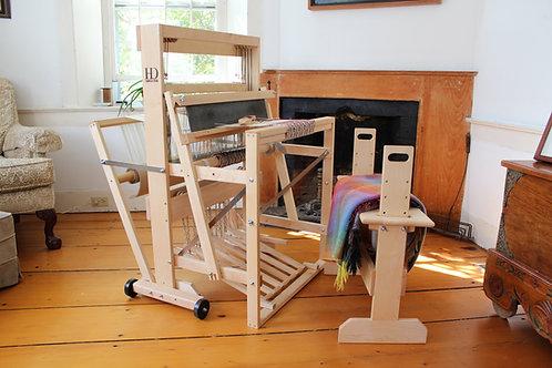 "Harrisville Designs Floor Loom Model 36/4 (36"" 4 Harness/6 Treadle)"