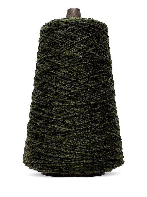 Harrisville Shetland Wool Yarn Cones - Cypress