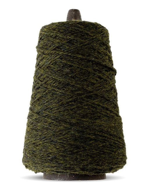 Harrisville Highland Wool Yarn Cones - Cypress