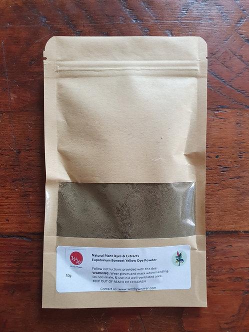 Eupatorium (Boneset) Dye Extract - 100% Natural Plant Dye