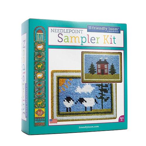 Needlepoint Sampler Kit