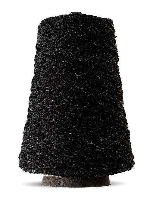 Harrisville Shetland Wool Yarn Cones - Ebony