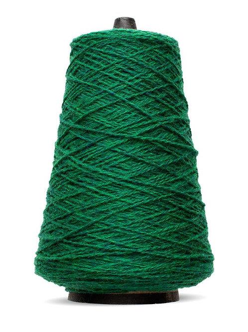 Harrisville Shetland Wool Yarn Cones -Spruce