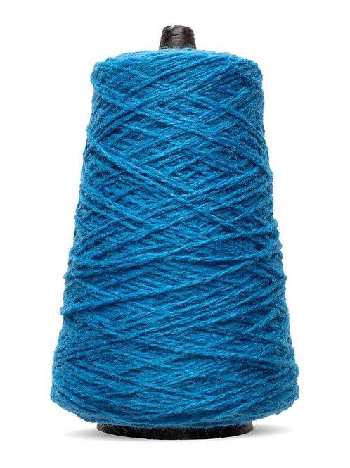 Harrisville Highland Wool Yarn Cones - Azure