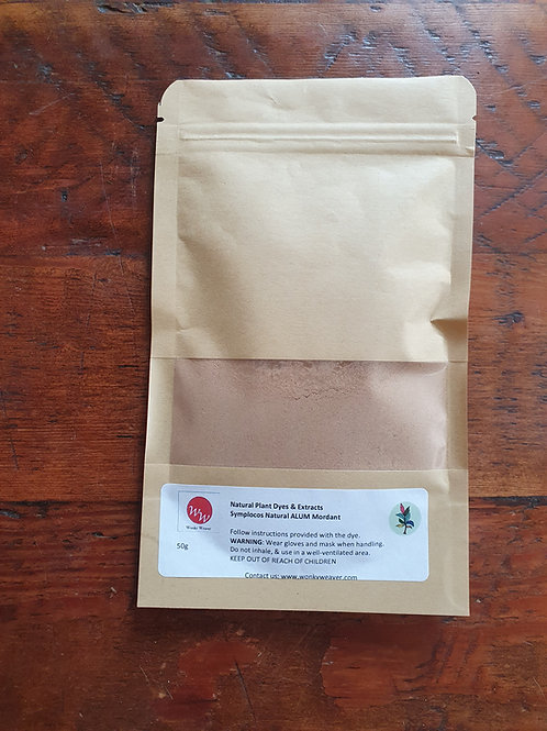 Symplocos Natural Botanical Mordant Powder (Natural ALUM mordant)