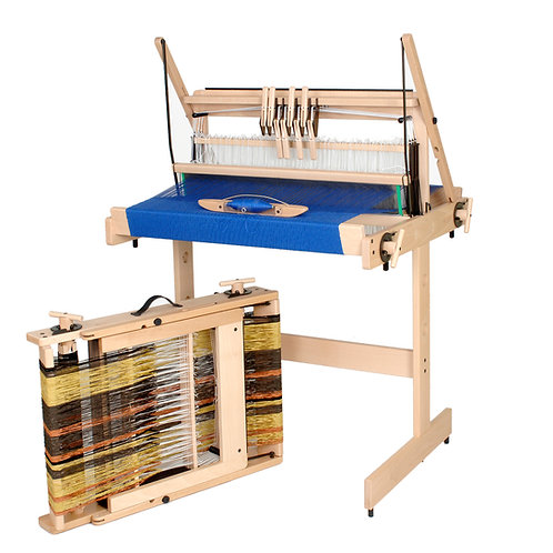Second Warpbeam for Louët Jane Table Loom