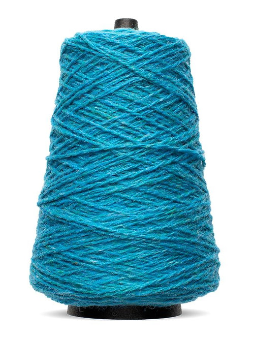 Harrisville Highland Wool Yarn Cones - Aegean
