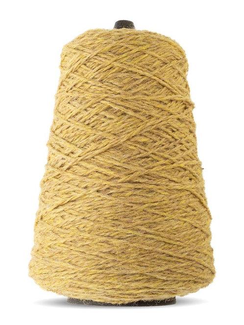 Harrisville Highland Wool Yarn Cones - Straw