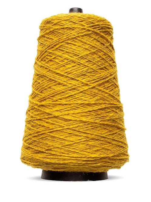 Harrisville Shetland Wool Yarn Cones - Goldenrod