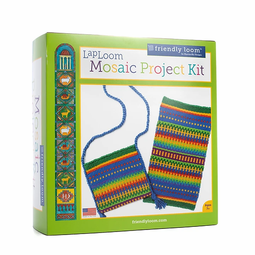 LapLoom Project Kit -Mosaic Design