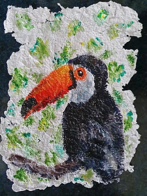 Toucan - By Paper et Paint