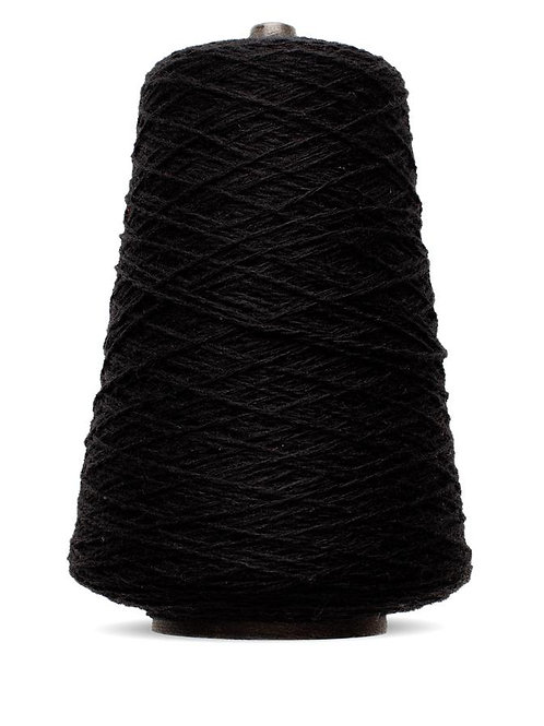 Harrisville Shetland Wool Yarn Cones -Black