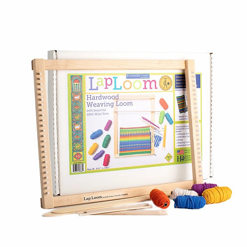 LapLoom (Frame) Tapestry Loom & accessories kit - size B