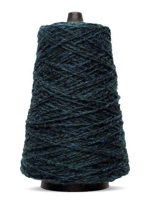 Harrisville Highland Wool Yarn Cones - Loden Blue