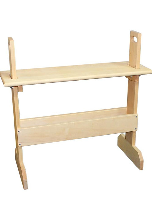 Harrisville Designs Adjustable Loom Bench