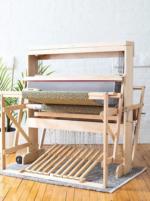 "Harrisville Designs Floor Loom Model T 36/8 (36"" 8 Harness/10 Treadle)"